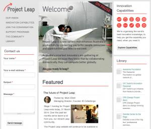 projectleap