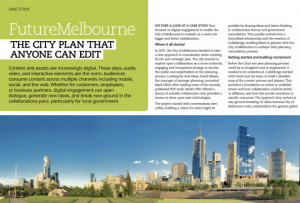 FutureMelbourne article image