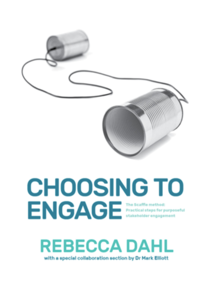 Choosing to Engage book cover